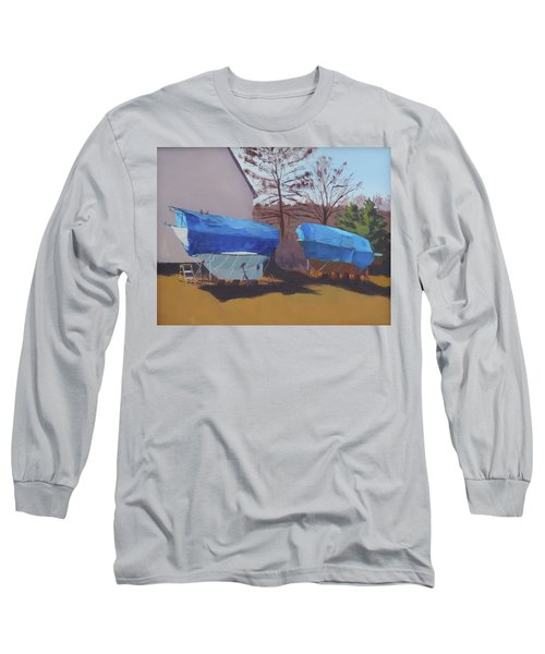 Soon To Be Seaworthy Long Sleeve T-Shirt