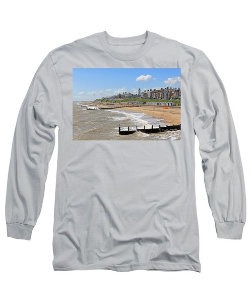 Southwold Beach 2 Long Sleeve T-Shirt