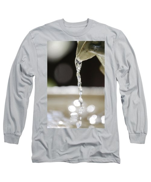 Long Sleeve T-Shirt featuring the photograph Sparkle by Leticia Latocki