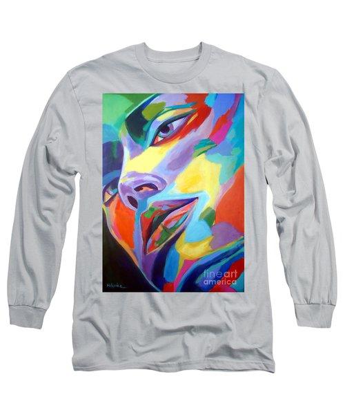 Spellbound Heart Long Sleeve T-Shirt by Helena Wierzbicki
