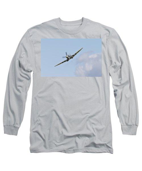 Spitfire Long Sleeve T-Shirt by Maj Seda
