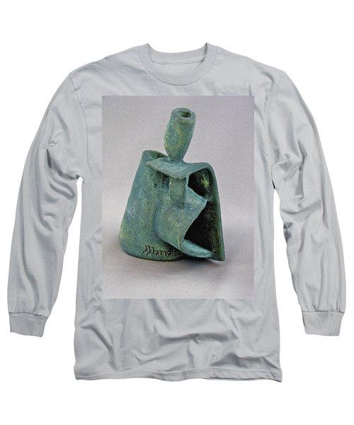 Spontaneous 08-027 Long Sleeve T-Shirt by Mario Perron