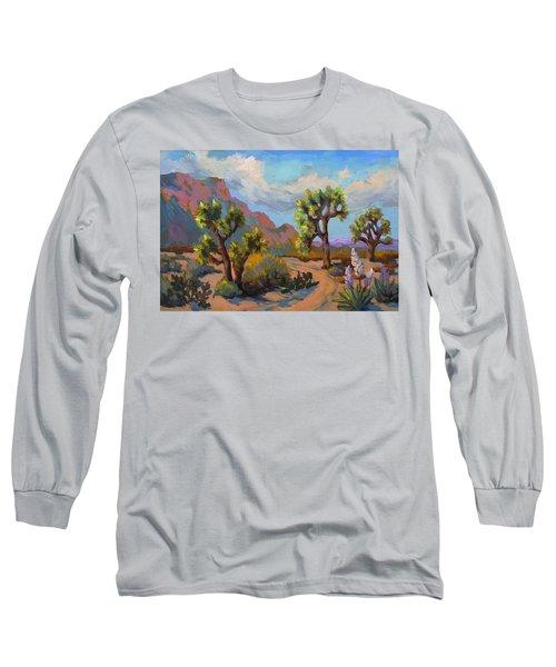 Spring At Joshua Long Sleeve T-Shirt