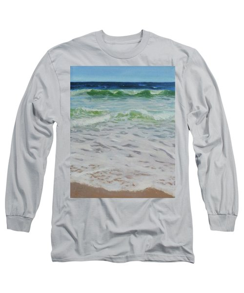 Spring Wave Long Sleeve T-Shirt
