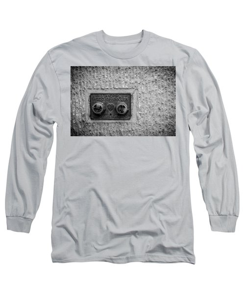 Sprinkler With A Heart Long Sleeve T-Shirt