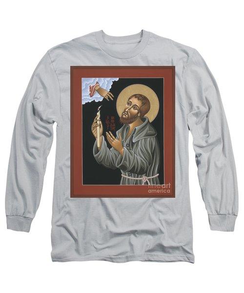 St. Benedict Joseph Labre 062 Long Sleeve T-Shirt