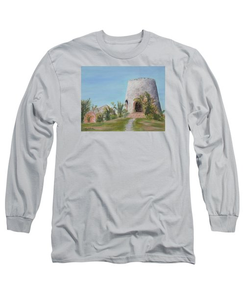 St. Croix Sugar Mill Long Sleeve T-Shirt