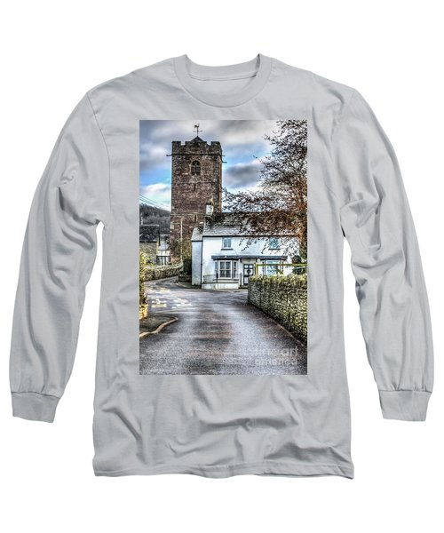St Gwendolines Church Talgarth Long Sleeve T-Shirt