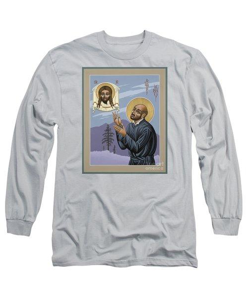 St. Ignatius Amidst Alaska 141 Long Sleeve T-Shirt