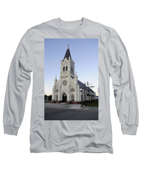 Long Sleeve T-Shirt featuring the photograph St. Peter's by Fran Riley