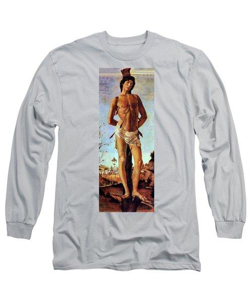 St. Sebastian Long Sleeve T-Shirt