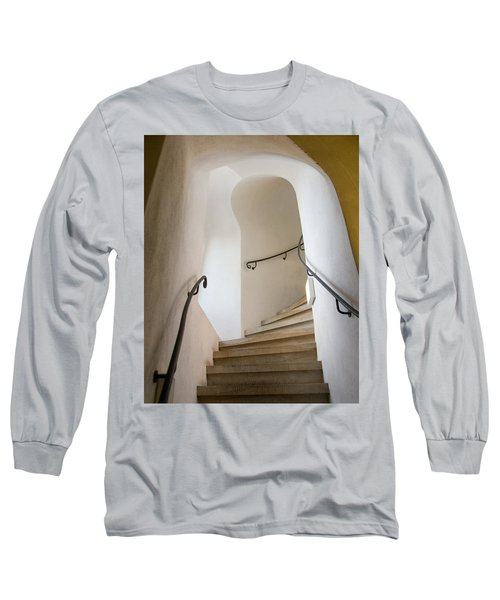 Stairway To Heaven Long Sleeve T-Shirt by William Beuther