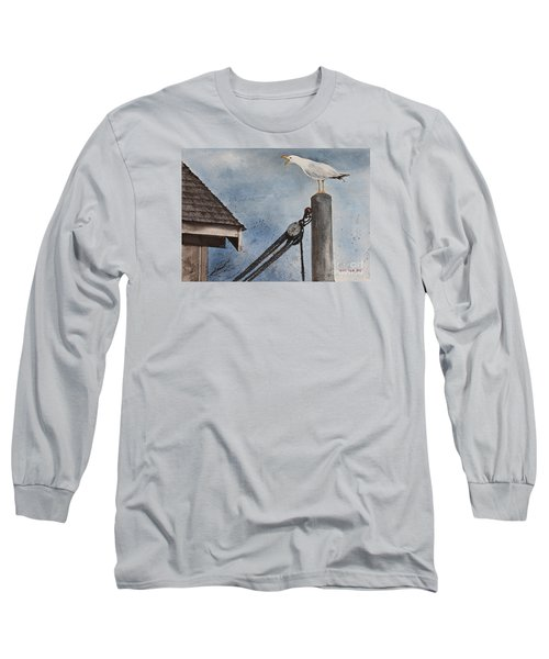 Staking A Claim Long Sleeve T-Shirt