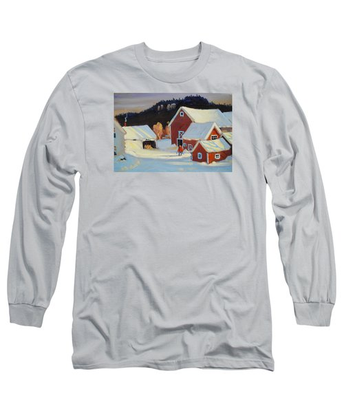 Stanley Kay Farm Long Sleeve T-Shirt