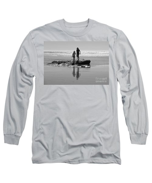 Stay Curious Long Sleeve T-Shirt