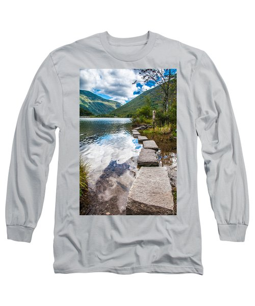 Stepping Stones Long Sleeve T-Shirt