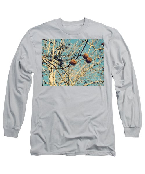 Sticks And Pods Long Sleeve T-Shirt