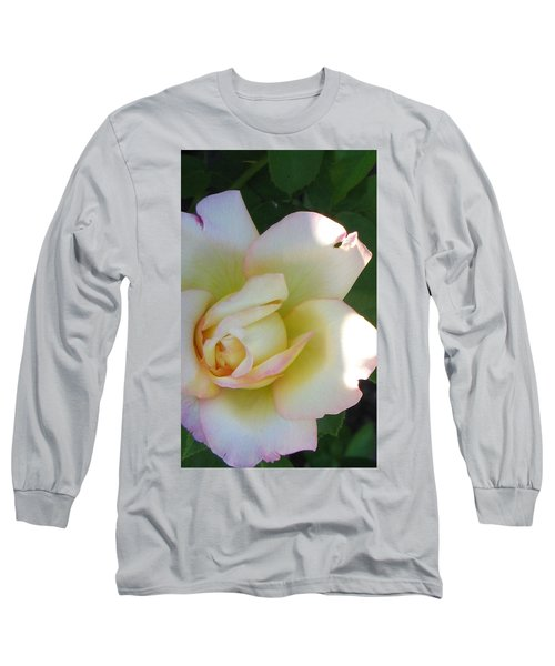 Stop And Smell Long Sleeve T-Shirt