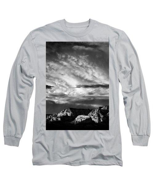 Storm Over Sedona Long Sleeve T-Shirt