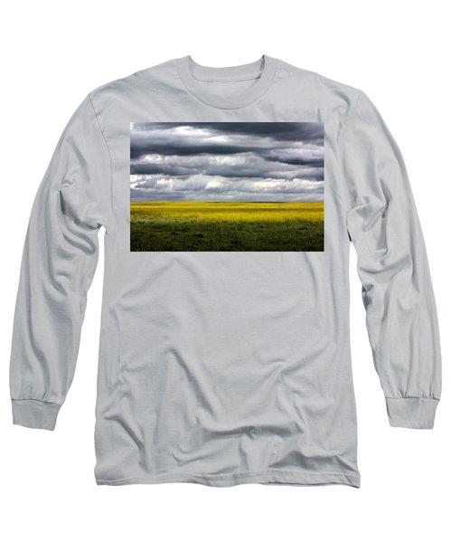 Stormy Plains Long Sleeve T-Shirt