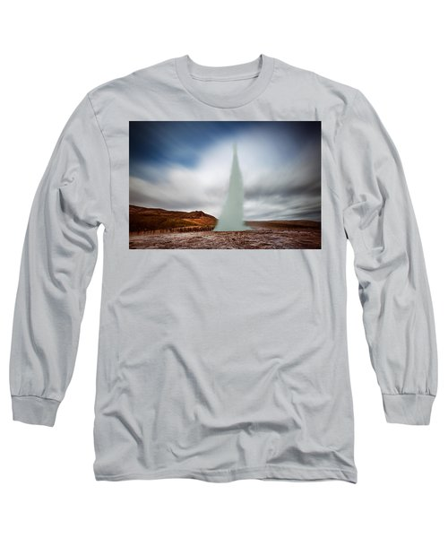 Strokkur Long Sleeve T-Shirt