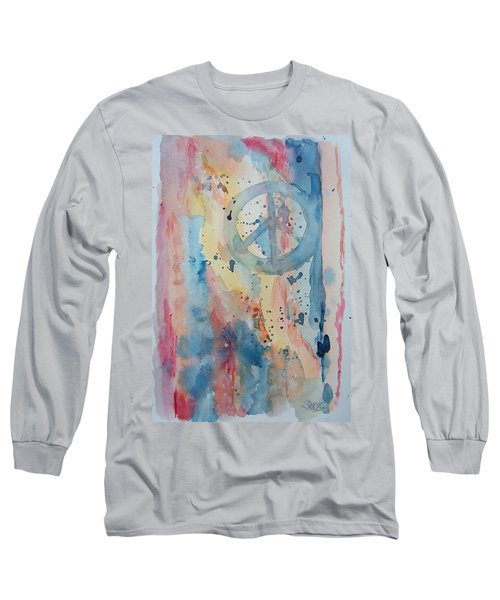 Subtle Peace Long Sleeve T-Shirt