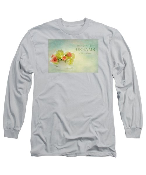 Sugar And Spice With Message Long Sleeve T-Shirt