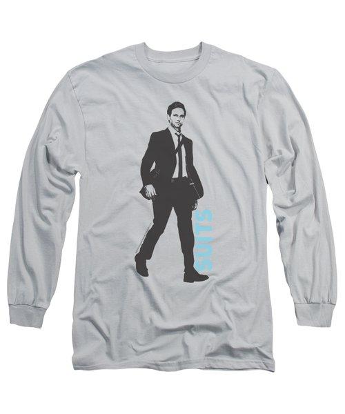 Suits - Walking Long Sleeve T-Shirt