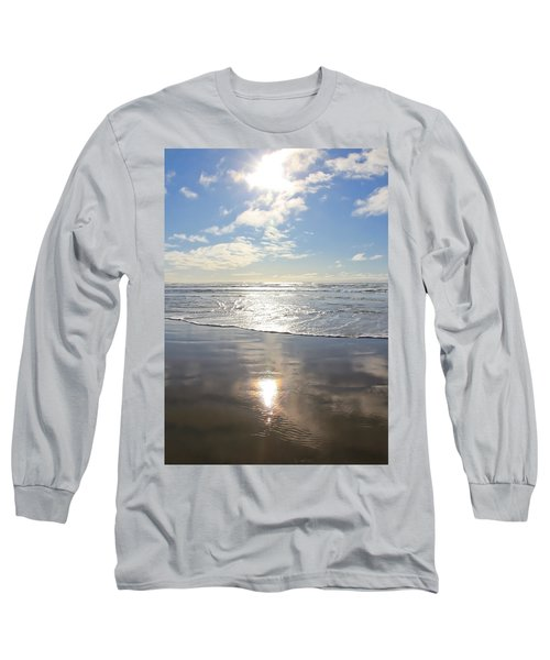 Sun And Sand Long Sleeve T-Shirt