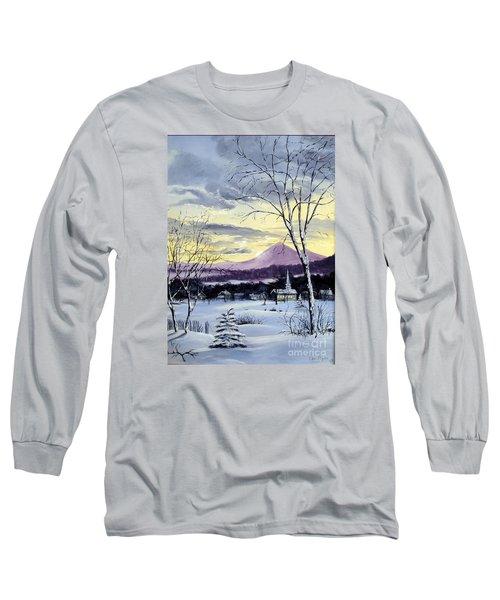 Sunday In Winter Long Sleeve T-Shirt