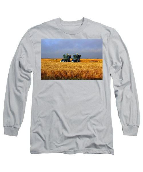 Sunday Morning Long Sleeve T-Shirt