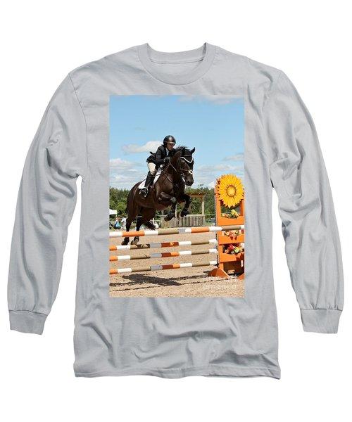 Sunflower Jumper Long Sleeve T-Shirt