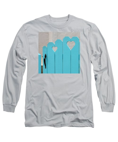 Sweetheart Gate Long Sleeve T-Shirt by Art Block Collections