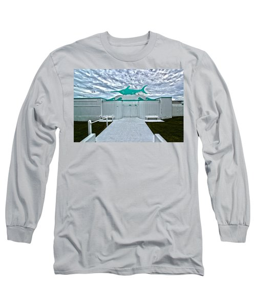 Swordfish Beach Club I Long Sleeve T-Shirt