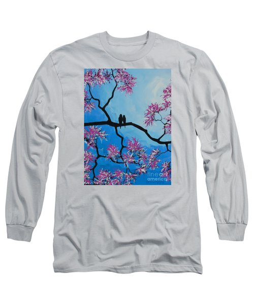 Take Me Away With You Long Sleeve T-Shirt by Dan Whittemore