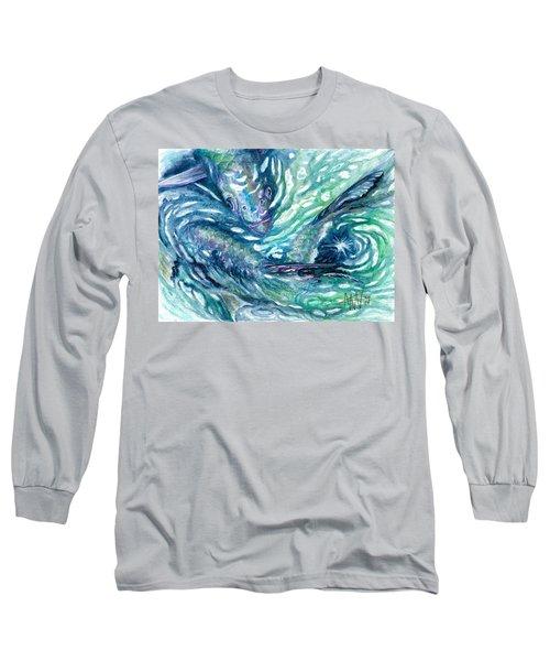 Tarpon Frenzy Long Sleeve T-Shirt