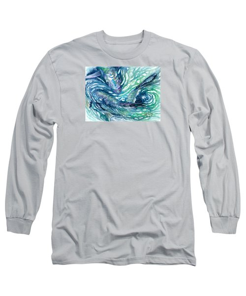 Tarpon Frenzy Long Sleeve T-Shirt