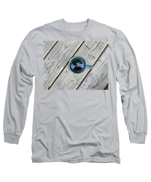 Tea Leaves Long Sleeve T-Shirt