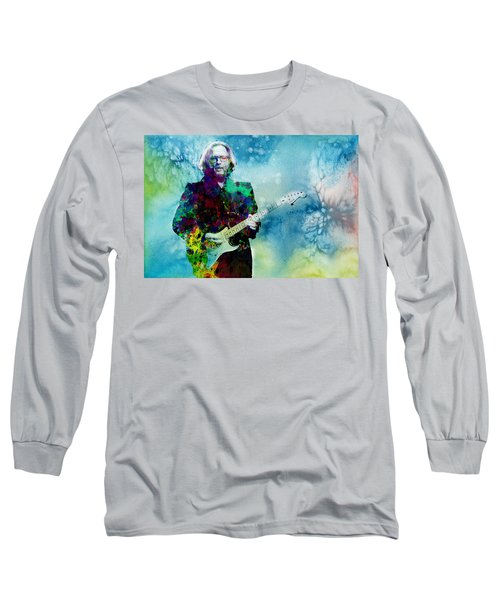 Tears In Heaven 2 Long Sleeve T-Shirt