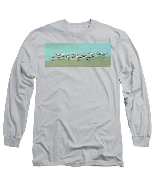 Tern Tern Tern Long Sleeve T-Shirt