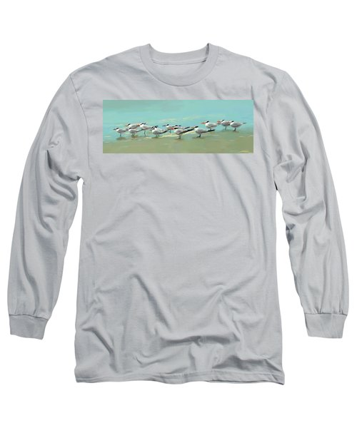Tern Tern Tern Long Sleeve T-Shirt