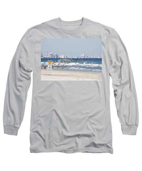 Terns On The Move Long Sleeve T-Shirt