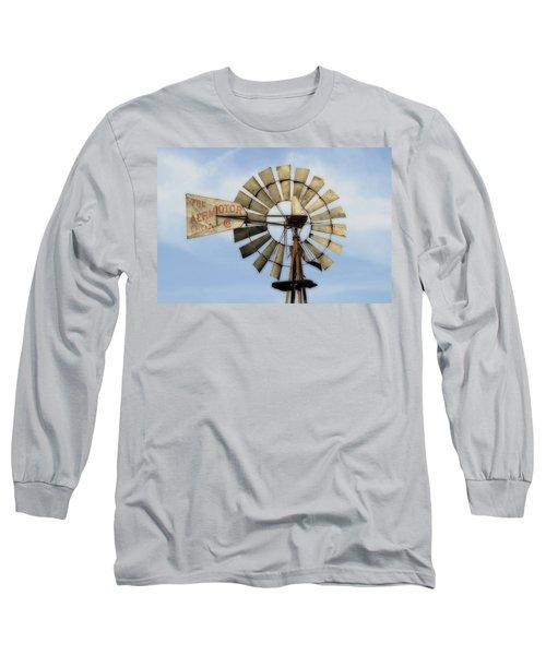 The Aermotor Company Long Sleeve T-Shirt