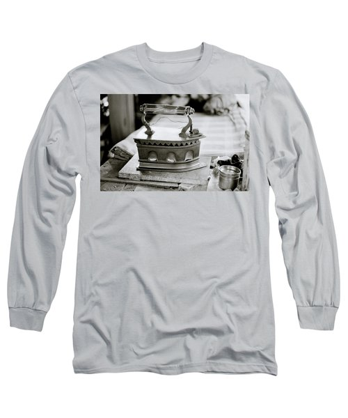 The Antique Iron Long Sleeve T-Shirt