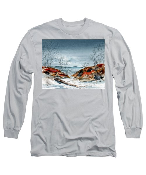 The Approaching Evening Long Sleeve T-Shirt