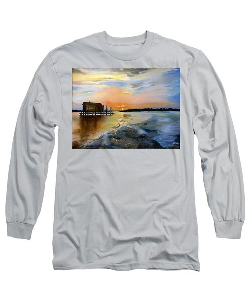 The Camp Long Sleeve T-Shirt