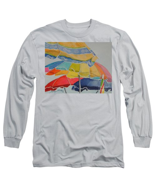 The Colors Of Fun.  Sold Long Sleeve T-Shirt