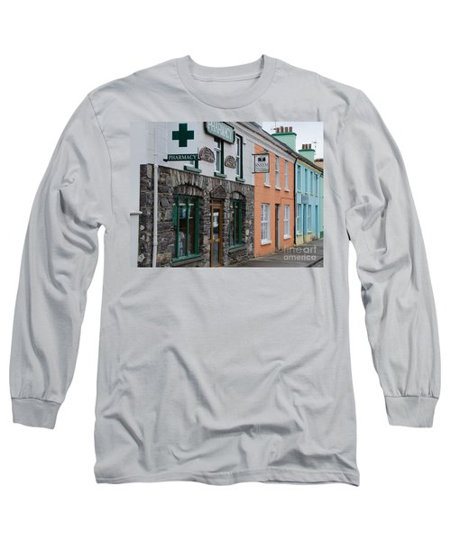 The Colors Of Sneem Long Sleeve T-Shirt
