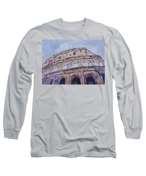 The Colossus  Long Sleeve T-Shirt