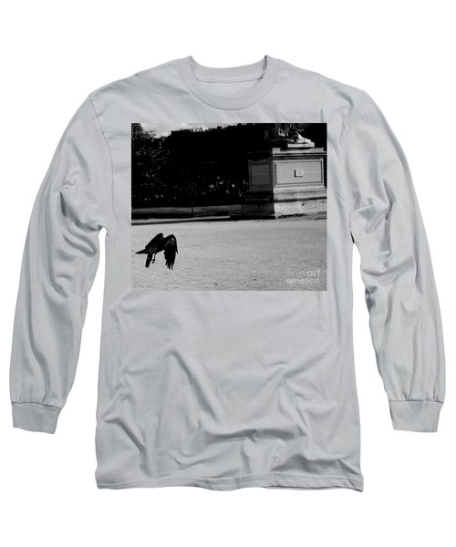 The Crow Long Sleeve T-Shirt